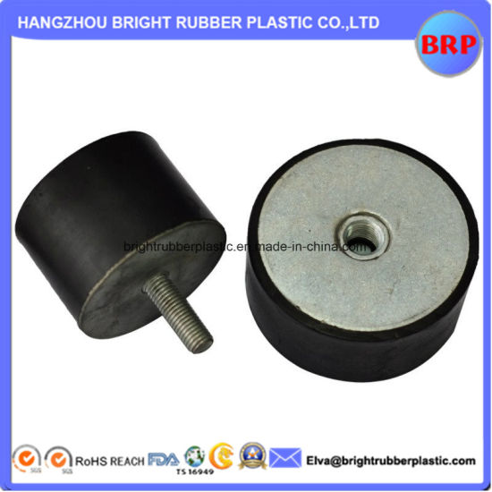 High Quality Rubber Vibration Products / Rubber Bumper