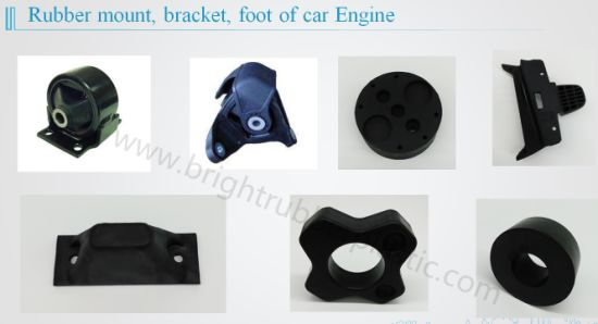 High-Quality Industrial Automotive Rubber Parts