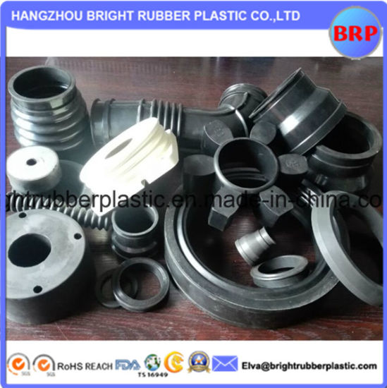 Custom Rubber Molded Parts Vulcanized Rubber Products in Many Field