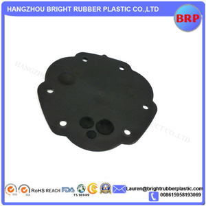 Plastic Round Disc Customized with High Precision