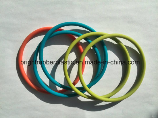 Colour O Rings with Silicon