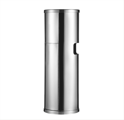 Stainless Steel Floor Standing Wet Wipes Dispenser with Bin