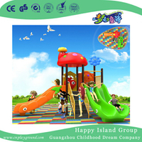 Mini Outdoor Children Slide Playground For Backyard (BBE-B46)