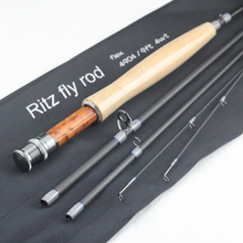 flex 4904 9ft 4wt high modulucs carbon fly rod