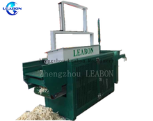 1500KG/H Hot Selling Rotary Drum Biomass Wood Shaving Making Line