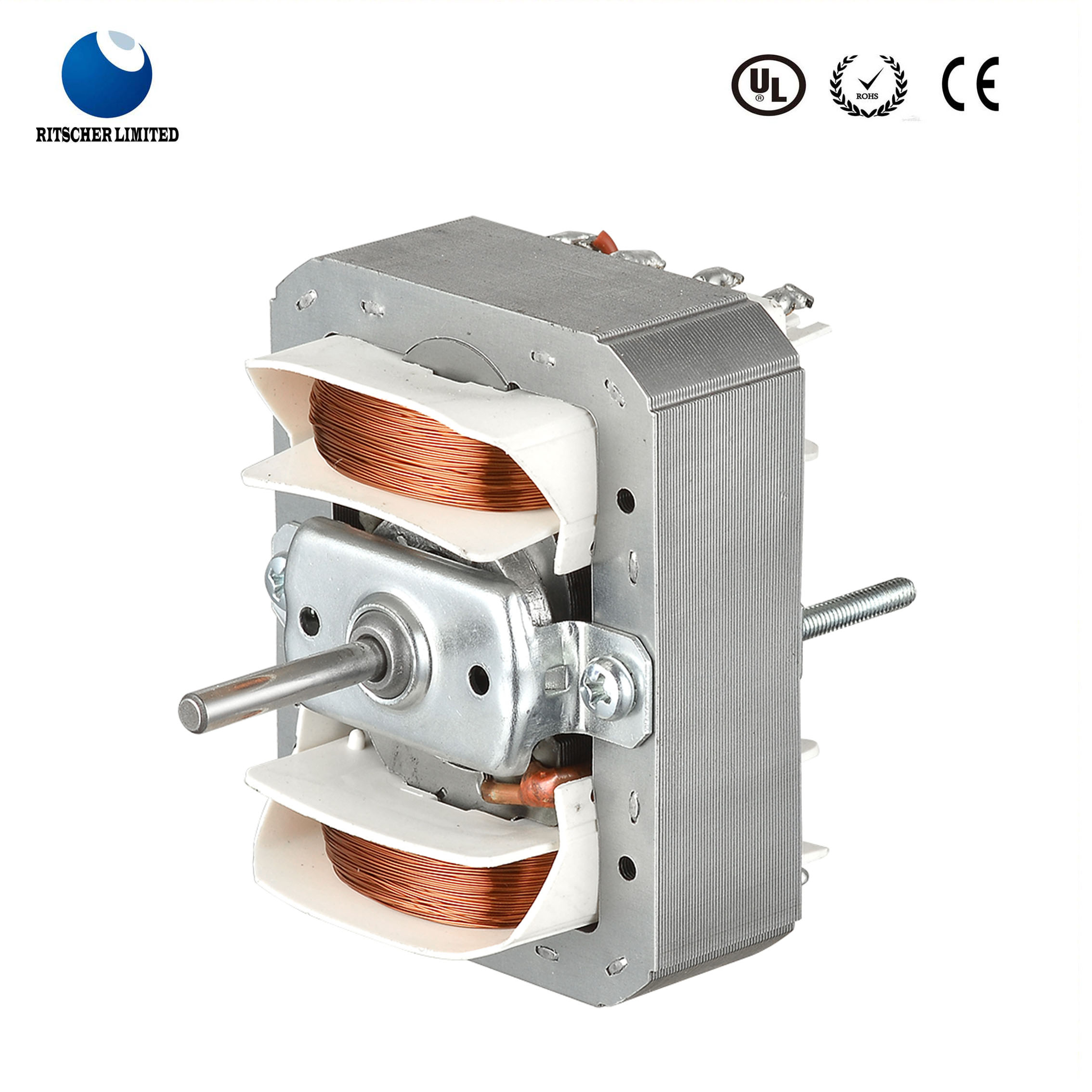 Shaded pole motor 6825