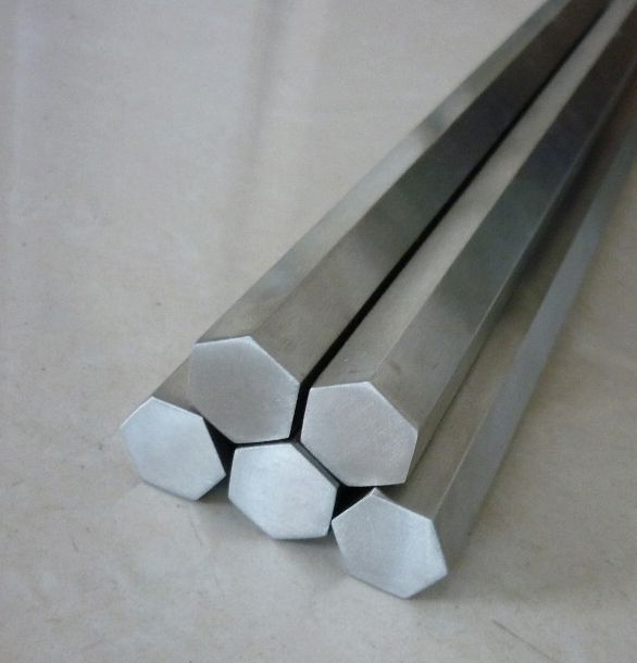 SUS304 cold formed stainless steel hexagonal bar
