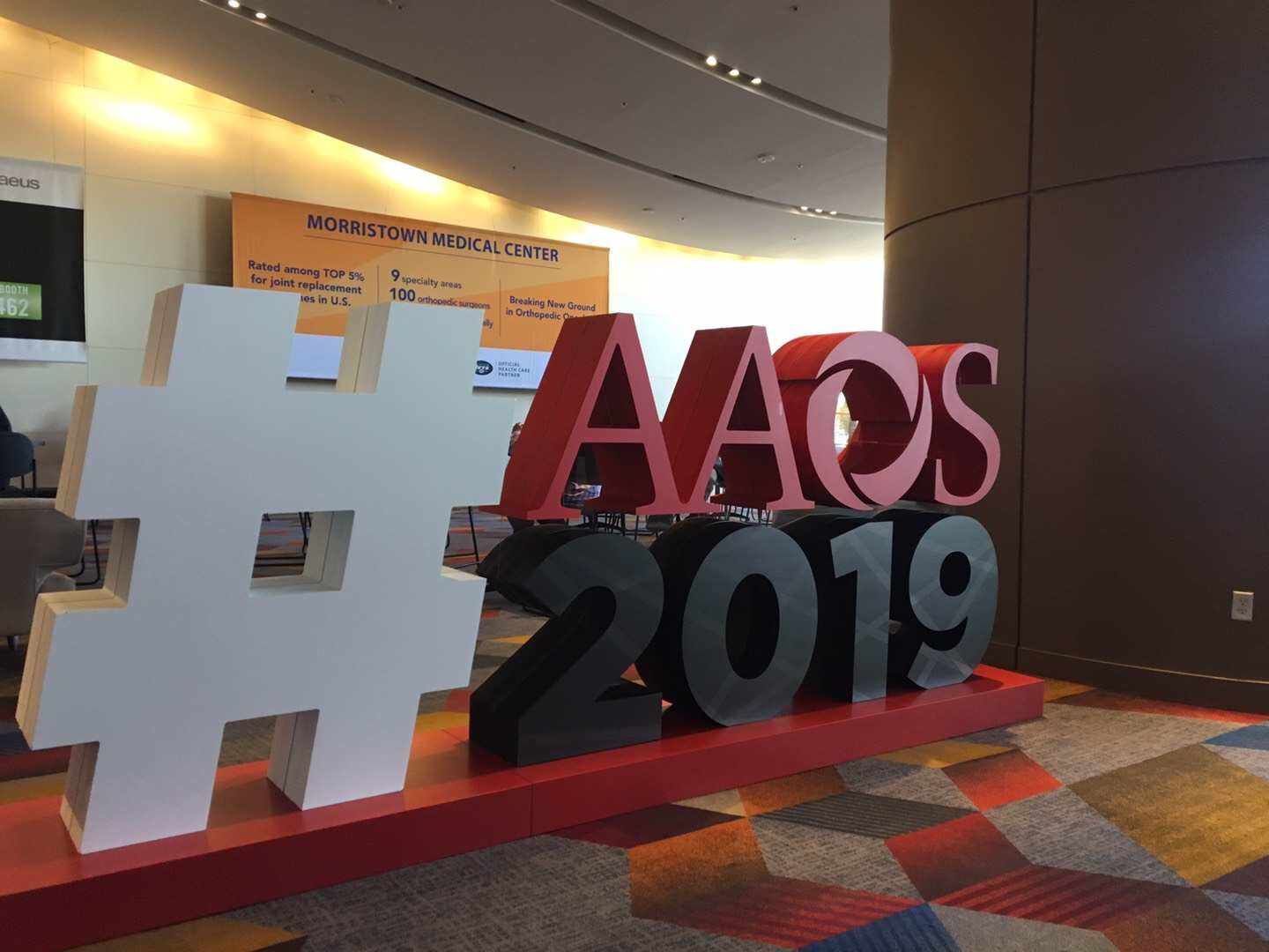 AAOS Annual Meeting 2019