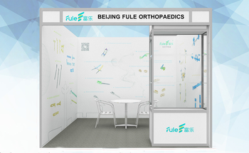 Welcome to Fule booth for The 26th EXPOMED EURASIA Leading Medical Fair In March