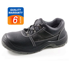 TM005 Low ankle waterproof anti static steel toe cap work shoes safety