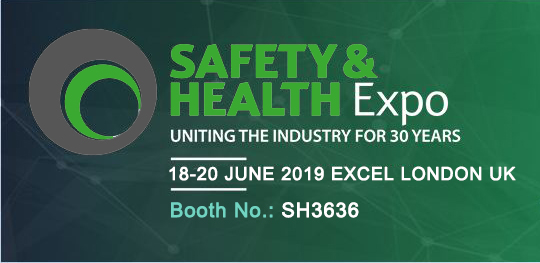2019 SAFETY HEALTH EXPO in London