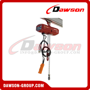 DSHH Series Single Chain Three Phase Electric Chain Hoist