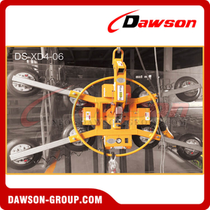 Adjustable Manual Vacuum Lifter, Electrical Glass Vacuum Lifter