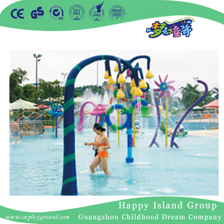 Outdoor Park Funny Spraying Bell Water Play Game (HHK-11010)