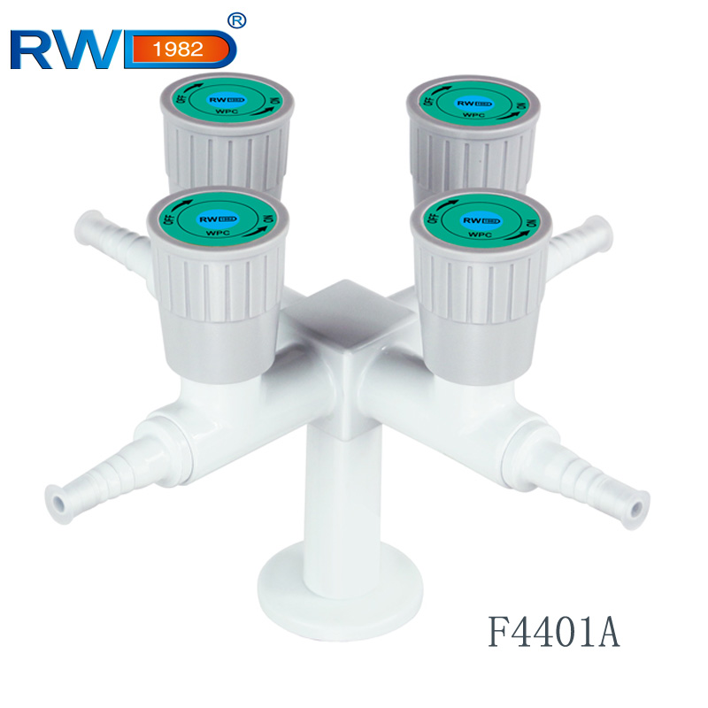 Four Way Erect Water Tap (F4401A)