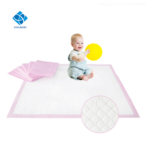 OEM Comfortable Fluff Pulp Cotton Material Baby Changing Pads