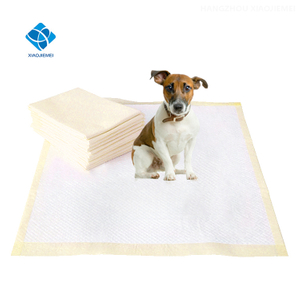 China Supplier Hot Selling Animal Pattern And Wood Material Puppy Toilet Pad