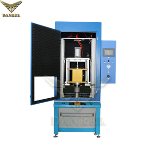 Noise FREE 15KHz 4200W 6000W Sonic Welder High Power Ultrasonic Plastic Welding Machine with Sound Enclosure