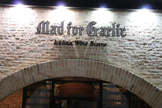 Mad for Garlic Italian Restaurant