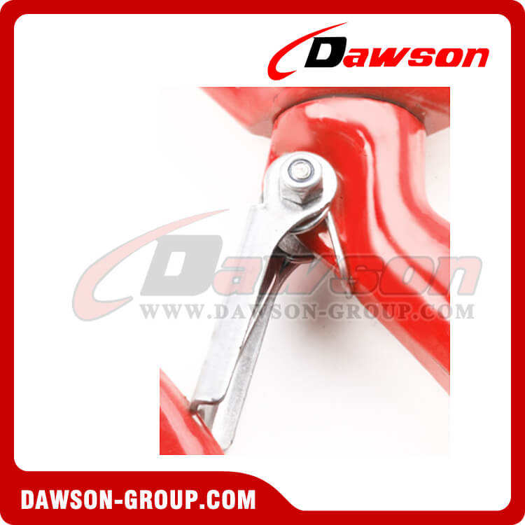 DS040 Swivel Hooks with Latches - Dawson Group Ltd. - China Factory