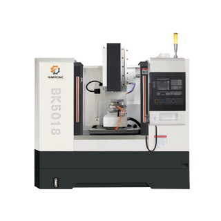 BK5018 best price CNC slotting machine for metal