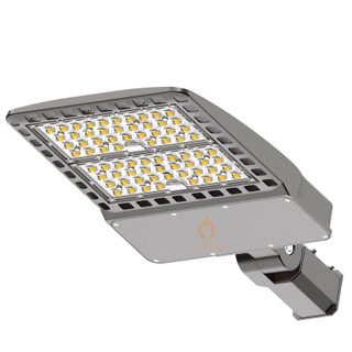 200W IP65 150lm/W Outdoor LED Shoebox Parking Area Street Lamp