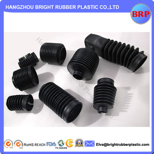 Customized Molded Auto Rubber Bellow for Dust Cover