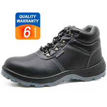332 oil resistant anti slip steel toe cap anti static delta plus sole safety shoes