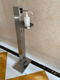Hand Sanitizer Dispenser with Foot control
