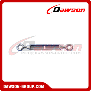 European Type Stainless Steel Turnbuckle with Eye & Eye