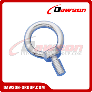 Stainless Steel 304 JIS1168 Eye Bolt, AISI316 JIS1168 Eye Bolt