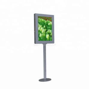43-inch outdoor kiosk LCD advertising totem pole