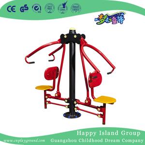 High Quality Outdoor Limbs Training Equipment Pulling And Sitting Training Machine For Two (HD-12106)