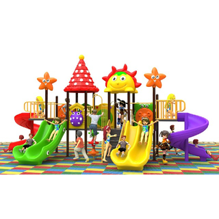 Garden Fantasy Children Combination Playground (BBE-N44)
