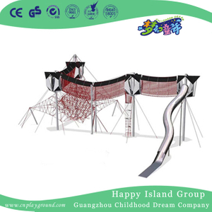 Outdoor Exercise Metal Climbing Combination Playground (HHK-7903)