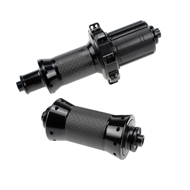 Wholesale Bicycle Parts Carbon J-bend FT-030F/RCB Folding Bicycle Super Light Hub