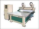 The attentions before starting wood cutting cnc router
