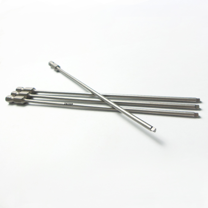 Triangle Screwdriver Bits TA2.2 6.5 inch long