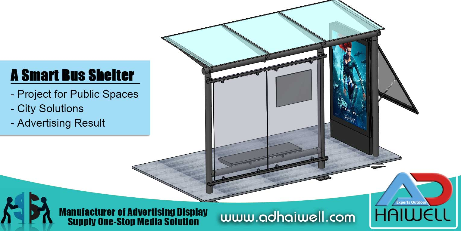 A Smart Bus Shelter
