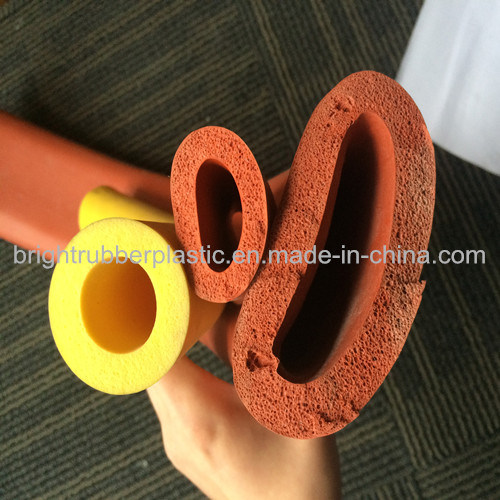 Customized Rubber Silicone Foam Tube for Medical