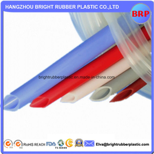 High Quality Flexible Extruded Silicone Rubber Tube