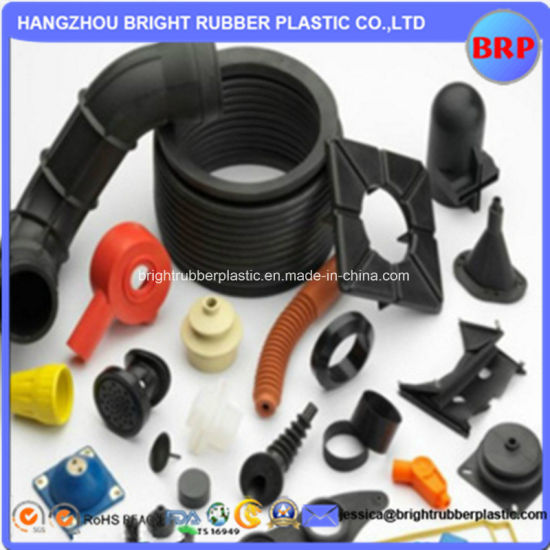 Customized High Quality Auto Parts for Rubber Bumper