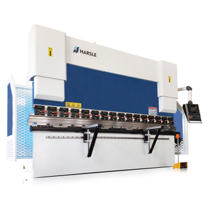 Smart CNC Press Brake Machine with DA-53T, Hydraulic CNC Sheet Bending Machine