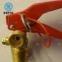 Co2 Cylinder Fire Extinguisher Valve For Fire Fighting