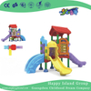 Cartoon Animal Plastic Small Slide Playground (ML-2008701)