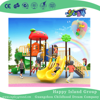 Amusement Park Outdoor Children Slide Playground Equipment (BBE-B3)