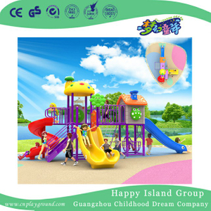 Kindergarten Funny Game Children Playground With Climbing (BBE-A33)