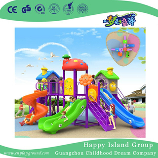 School Outdoor Multifunctional Children Combination Play Equipment (BBE-A36)