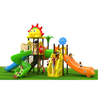 Popular Outdoor Cartoon Children Playground (BBE-N46)