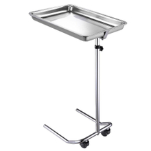 Stainless Steel Mayo Tray Hospital Medical Instrument Stand I